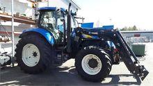 2012 New Holland T6080PC+TRIMA+