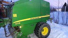 2010 John Deere 578 Maxicut