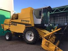 Used 2000 Sampo-Rose