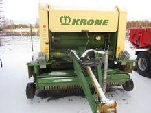 2009 Krone Round Pack,multi Cut