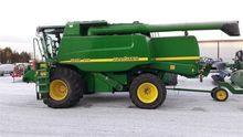 Used John Deere 9640