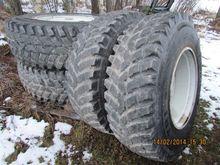 Traktorivarusteet Tri2 Renkaat