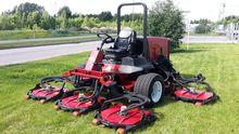 2009 Toro Groundmaster 4700d