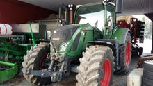 Fendt 722 Profi Plus