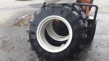 Traktorivarusteet Levikepyörät