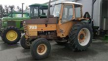 Valmet 703, 2WD