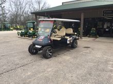 2012 Club Car 6 seater custom c