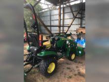 used john deere 1025r tractor for sale in michigan usa machinio