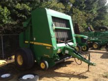 Used John Deere 568 Baler for sale in Alabama, USA | Machinio