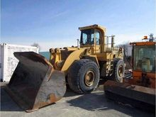 1988 Cat 980C Wheel Loaders