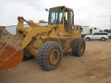 1994 Cat 936F Wheel Loaders