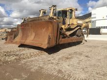 Used 2002 Cat D9R Cr