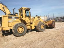 1985 Cat 966D Wheel Loaders