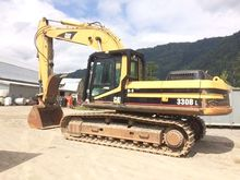 Used 2000 CAT 330BL