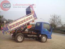 ISUZU 4 wheel forklift 9231