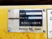 KOMATSU backhoe loaders 11341