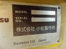 Used KOMATSU WA100 w