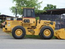 CAT wheel loaders 14429