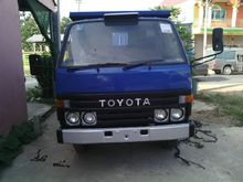 Used Toyota Tipper 6