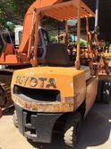 TOYOTA SD15 backhoe loader 1506