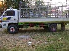 ISUZU six-wheel trucks 6114