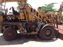 TCM SD22 3 backhoe loader 10789