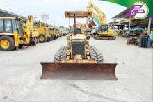 Komatsu tractor 16465