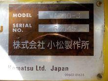 Used KOMATSU WA200-3