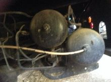Hino tractor head + trailer 914