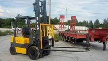 Used TCM Forklift 17