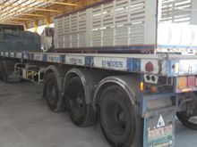 Used Semi-trailer +