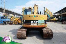 Caterpillar backhoe 16475