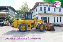 Caterpillar wheel loaders 18,64