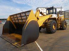 Used TCM wheel loade