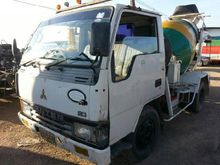 MITSUBISHI trucks mortar 9824