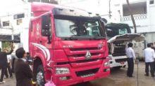 SINOTRUK truck tractor unit 471