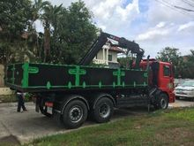 Used MAN Truck Tract