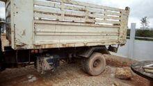 Used Hino dump truck