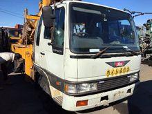Keep HINO crane 14,349