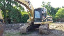 Cat backhoe loader 13342