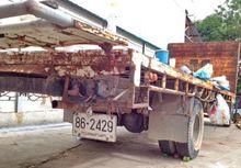 six-wheel truck hino 11,063