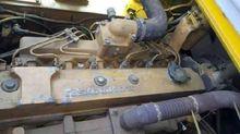 Used Komatsu Forklift 14590.