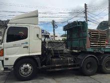 Hino Truck Tractor + 14302