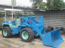 TCM wheel loaders 12928