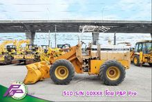 Komatsu wheel loaders 18,628