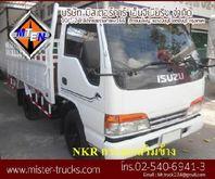 ISUZU 4 wheel forklift 12007