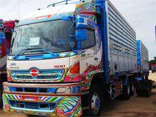 Used 5755 Hino truck