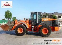 Hitachi ZW180 ZW220 ZW250 and Z