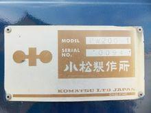 KOMATSU backhoe loaders 8480