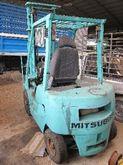 Used Mitsubishi Forklift 7821.